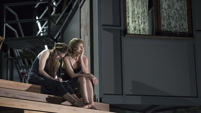 Deutsches Theater, Woyzeck, Bildnummer: S397, Foto: Arno Declair