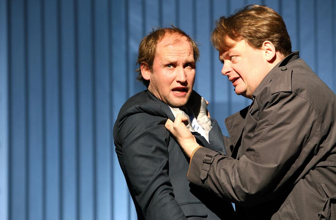 Deutsches Theater, Clash, Bildnummer: S1684, Foto: Arno Declair