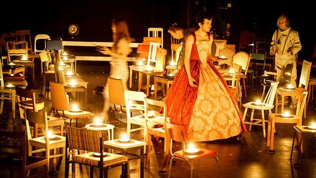 Deutsches Theater Berlin 100 Sekunden Wofür Leben